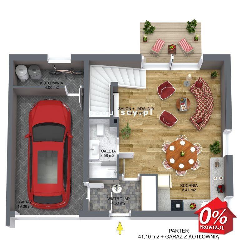 Dom na sprzedaż Michałowice, Michałowice, Michałowice, Warszawka  132m2 Foto 3