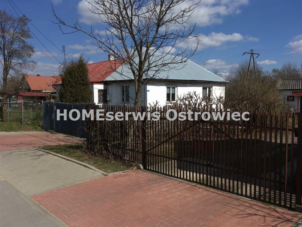 Dom na sprzedaż Ostrowiec Świętokrzyski, Henryków  50m2 Foto 1