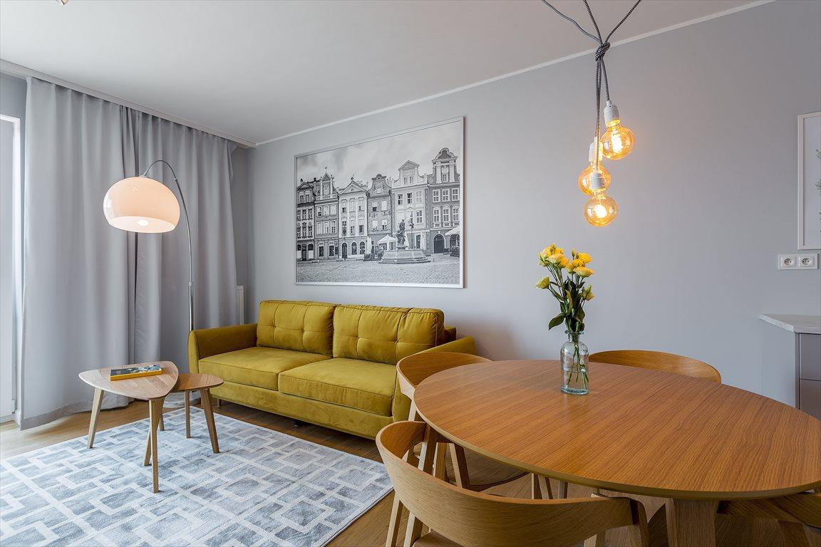 Mieszkanie dwupokojowe na wynajem Poznań, Stare Miasto, Garbary  45m2 Foto 5