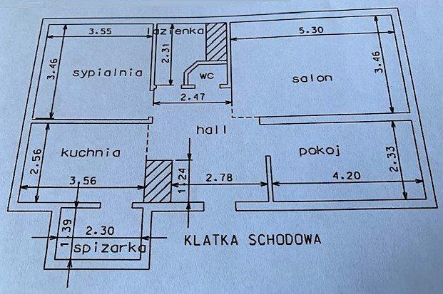 Mieszkanie trzypokojowe na sprzedaż Andrychów, Górnica, Żwirki i Wigury, Żwirki i Wigury  66m2 Foto 11