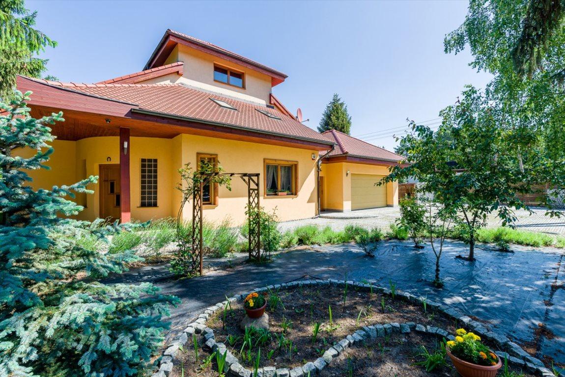 Dom na sprzedaż Puszczykowo, Wspólna  416m2 Foto 1