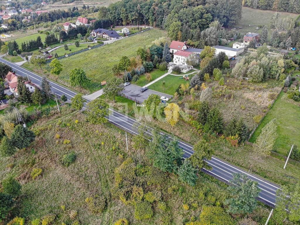 Działka budowlana na sprzedaż Wojcieszyce, Wojcieszyce  3355m2 Foto 4