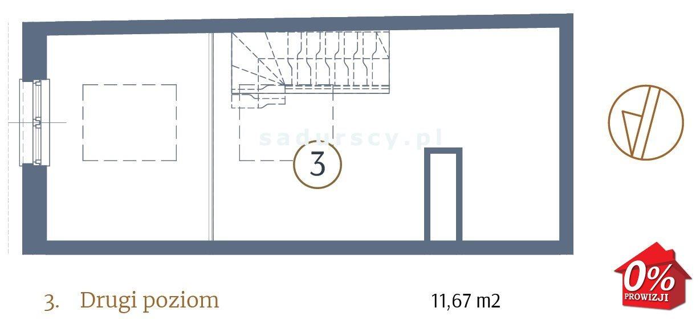 Mieszkanie dwupokojowe na sprzedaż Kraków, Stare Miasto, Kleparz, Sławkowska - okolice  41m2 Foto 4