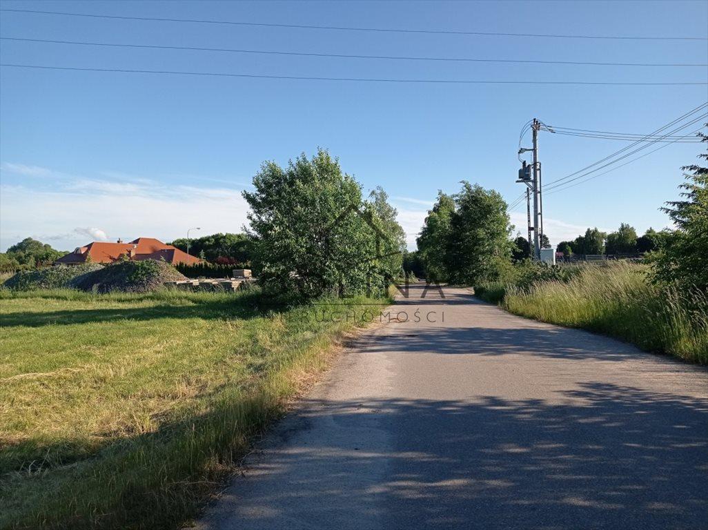 Działka budowlana na sprzedaż Rębiechowo, Barniewicka  6300m2 Foto 5