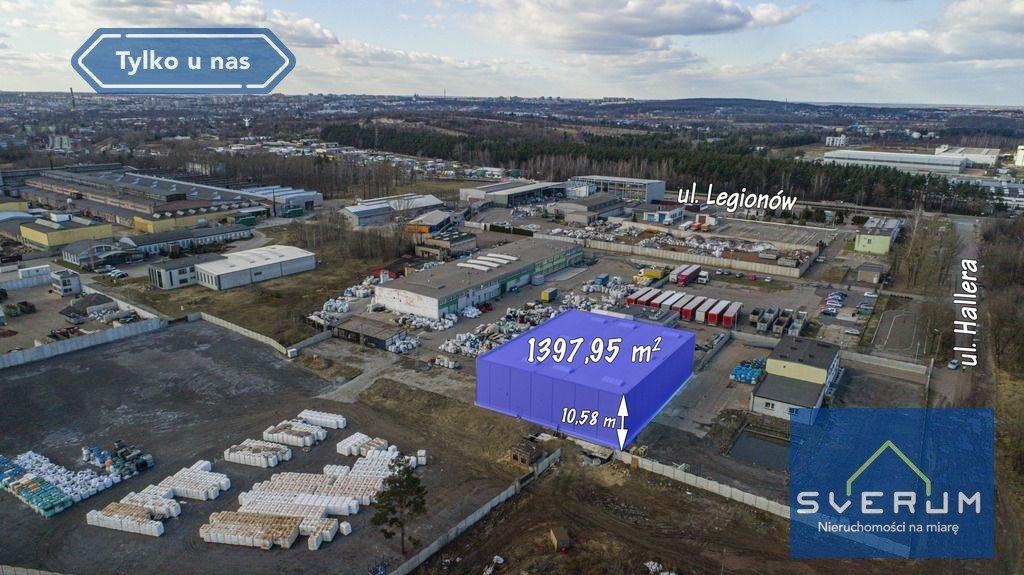 Lokal użytkowy na wynajem Częstochowa, Zawodzie - Dąbie  1397m2 Foto 3