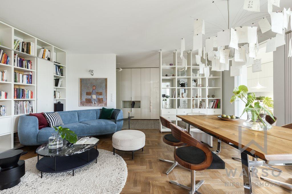 Mieszkanie czteropokojowe  na sprzedaż Warszawa, Żoliborz, Gwiaździsta  141m2 Foto 2