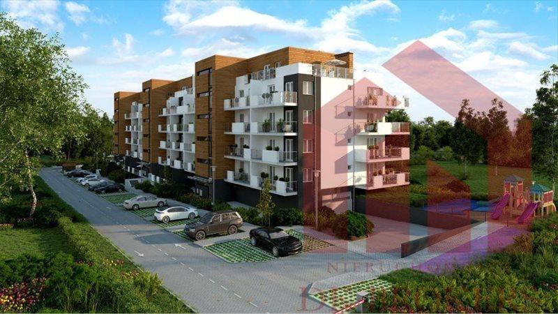 Mieszkanie trzypokojowe na sprzedaż Rzeszów, Staroniwa, Strzelnicza  63m2 Foto 3
