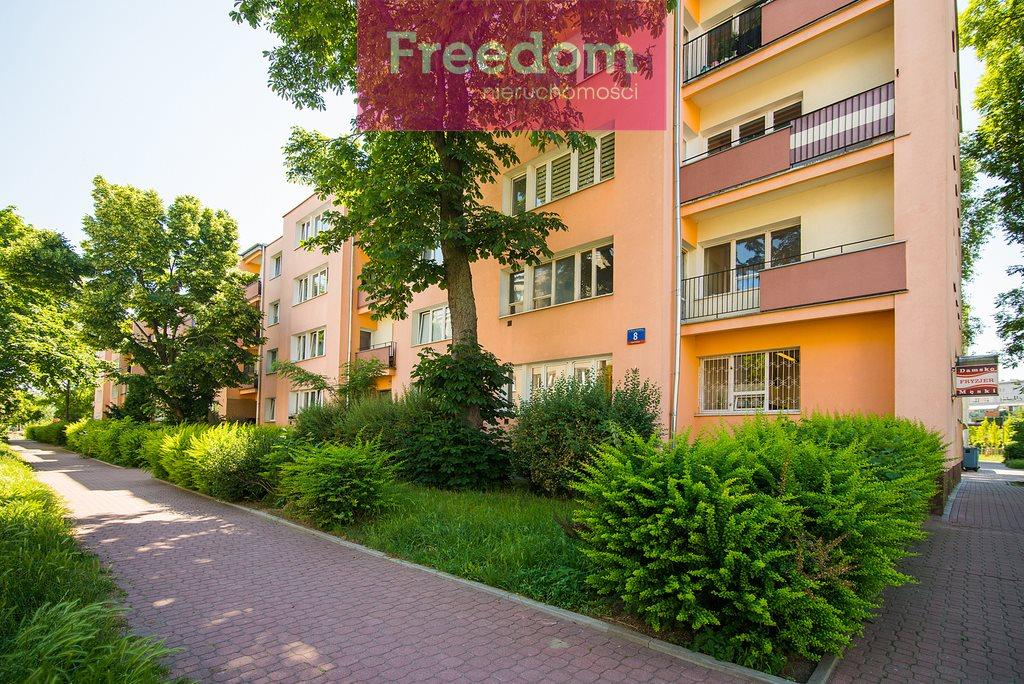 Mieszkanie dwupokojowe na sprzedaż Warszawa, Ochota, Stara Ochota, Wolnej Wszechnicy  38m2 Foto 1