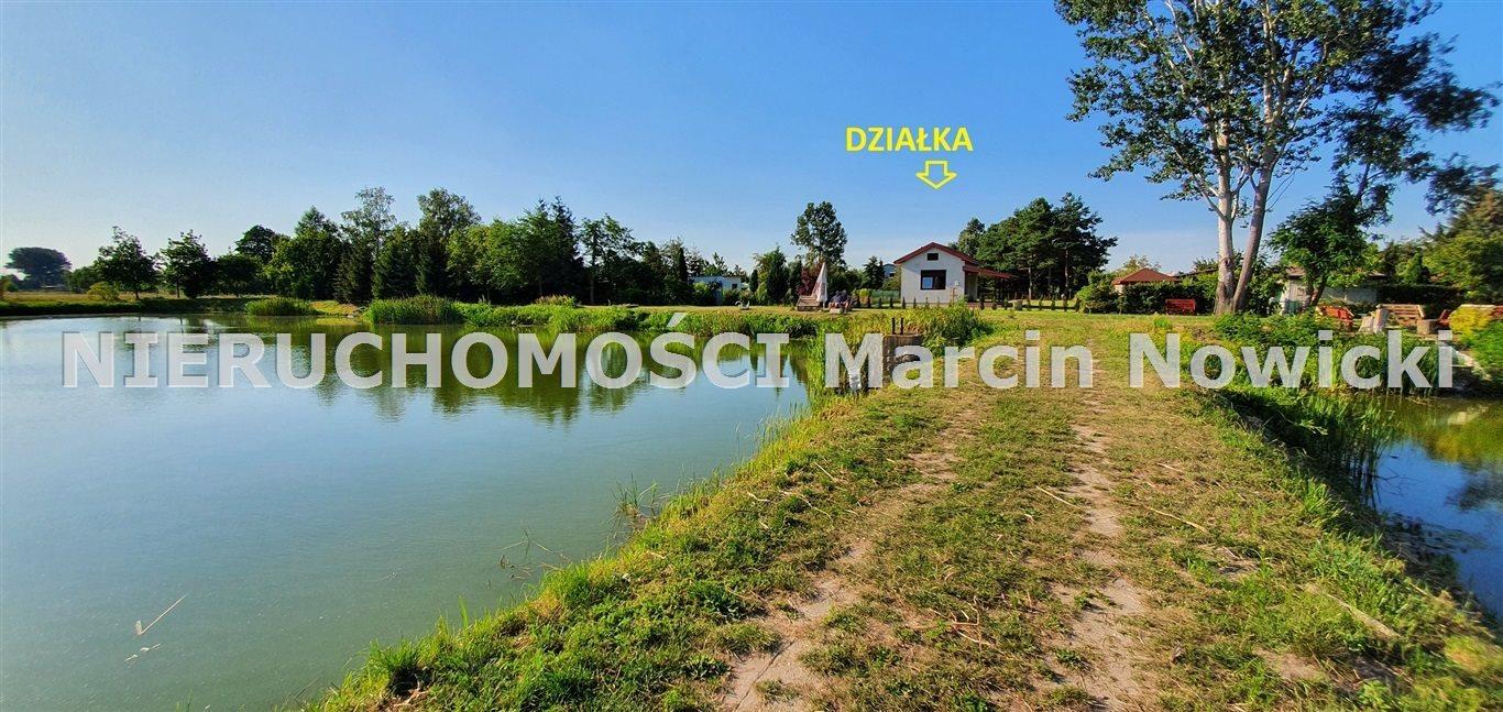 Działka rekreacyjna na sprzedaż Wojciechowice Duże, Zawady  544m2 Foto 1