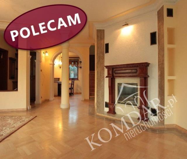 Dom na wynajem Warszawa, Ursynów, Kabaty, Dembego/Relaksowa  280m2 Foto 1