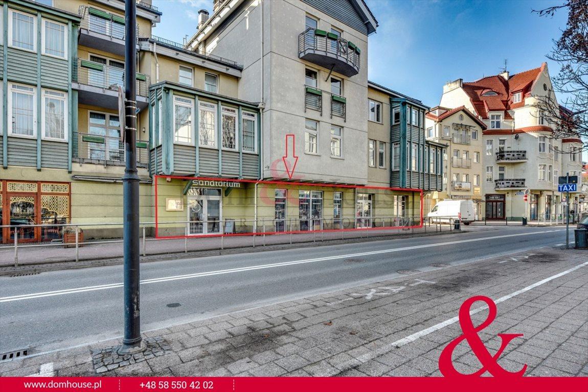 Lokal użytkowy na sprzedaż Sopot, Dolny, Grunwaldzka  164m2 Foto 1