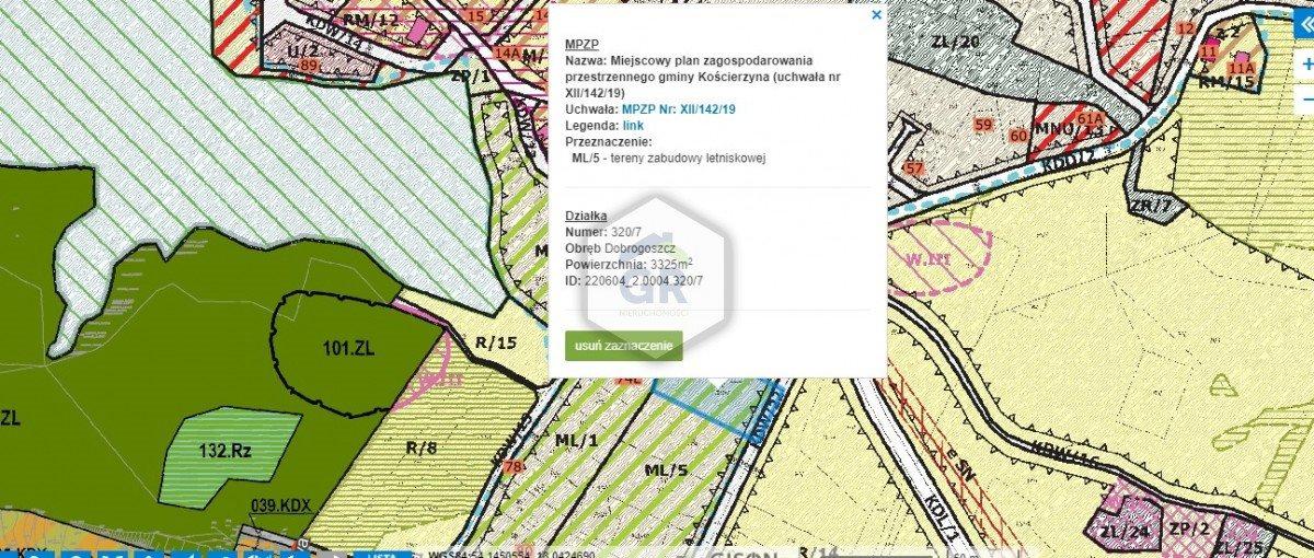 Działka budowlana na sprzedaż Dobrogoszcz  3345m2 Foto 4