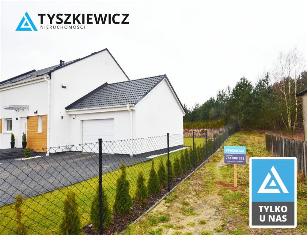 Działka budowlana na sprzedaż Gdynia, Wiczlino, Śliska  864m2 Foto 1