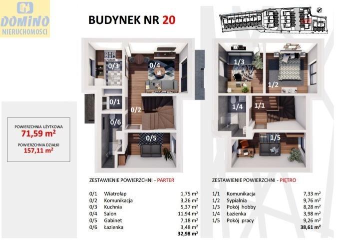 Mieszkanie na sprzedaż Rzeszów, Zalesie  70m2 Foto 5