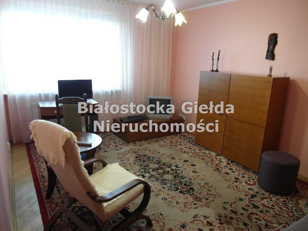 Mieszkanie trzypokojowe na wynajem Białystok, Piaski  54m2 Foto 1