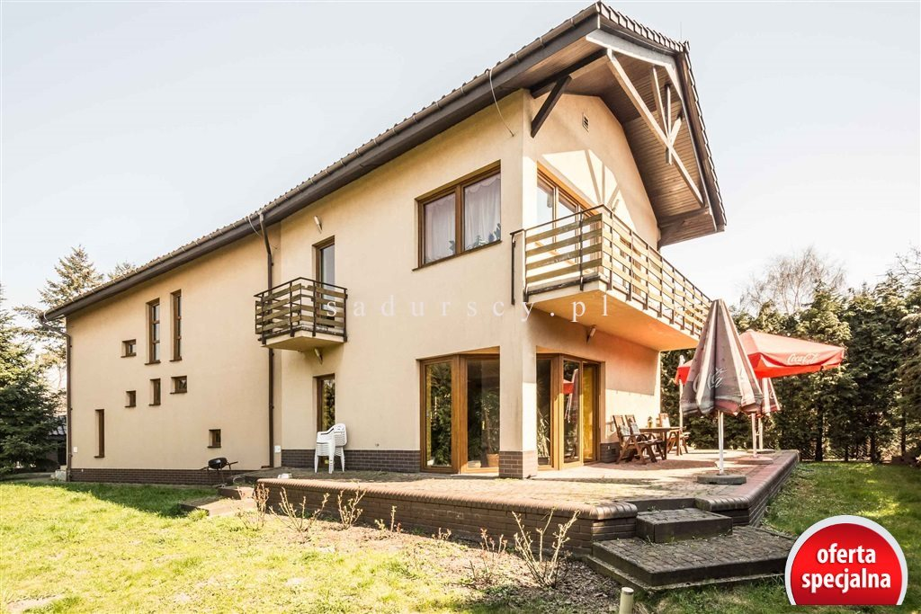 Dom na sprzedaż Kraków, Bieżanów-Prokocim  286m2 Foto 1