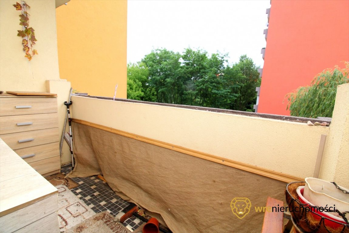Mieszkanie trzypokojowe na sprzedaż Wrocław, Gądów Mały  61m2 Foto 3