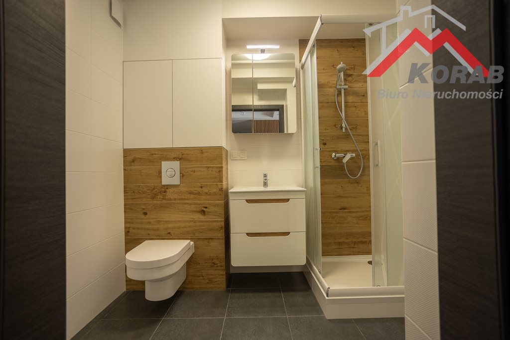 Mieszkanie trzypokojowe na sprzedaż Nowy Dwór Mazowiecki, Warszawska  68m2 Foto 8