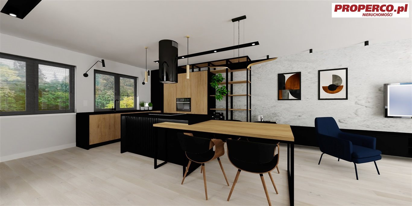 Dom na sprzedaż Kielce, Zalesie  125m2 Foto 12