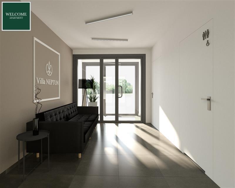 Mieszkanie dwupokojowe na sprzedaż Gdańsk, Sobieszewo, Villa Neptun, Nadwiślańska  38m2 Foto 8