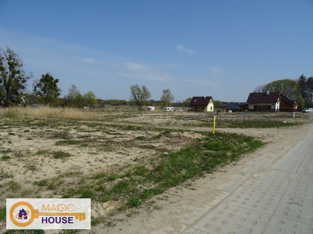 Działka budowlana na sprzedaż Bielkowo, Łubinowa  535m2 Foto 2