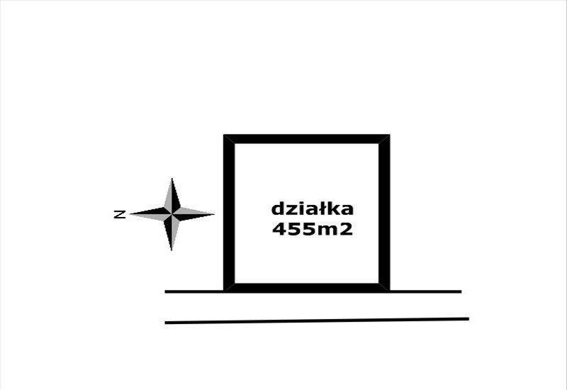 Działka budowlana na sprzedaż Warszawa, Ursus  455m2 Foto 2