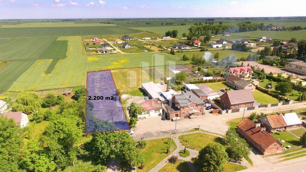 Działka inna na sprzedaż Malbork  2200m2 Foto 3