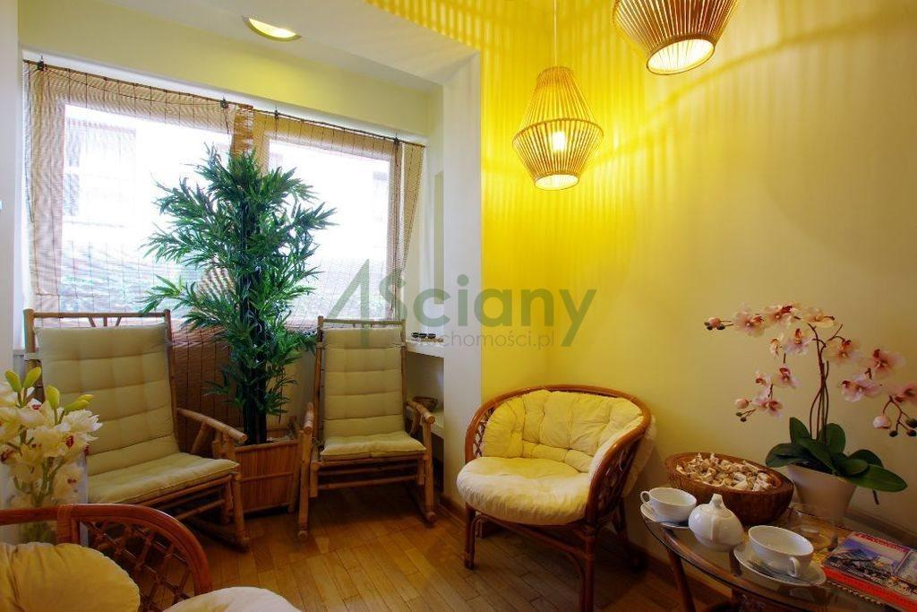 Mieszkanie trzypokojowe na sprzedaż Warszawa, Mokotów, al. Wilanowska  118m2 Foto 6