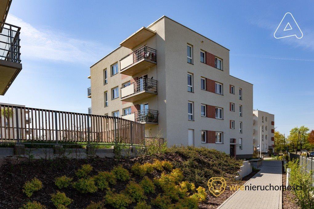 Mieszkanie dwupokojowe na sprzedaż Wrocław, Krzyki, Opolska  52m2 Foto 1