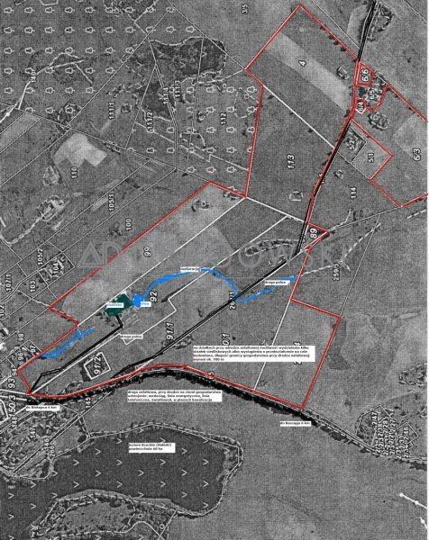 Działka siedliskowa na sprzedaż Biskupiec  502300m2 Foto 1