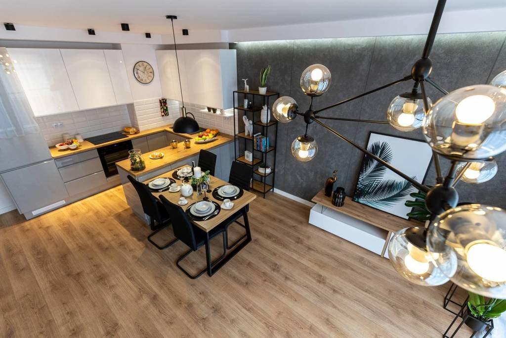 Mieszkanie trzypokojowe na sprzedaż Skawina, Leśna  64m2 Foto 3