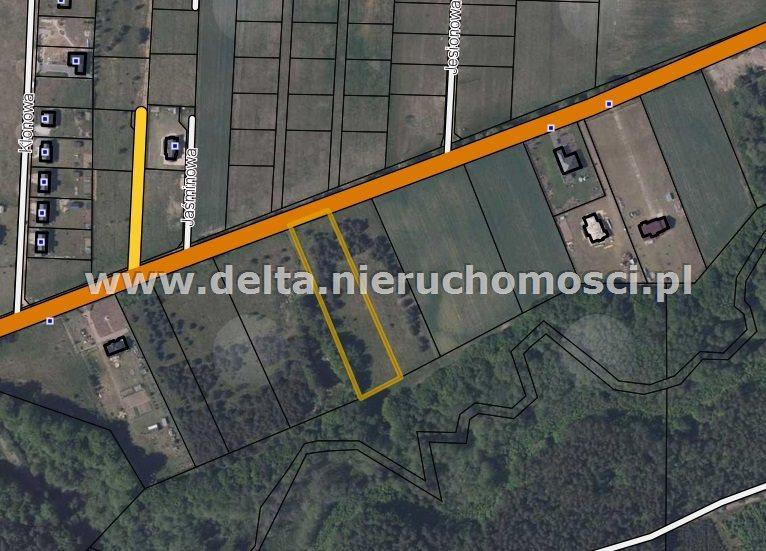 Działka budowlana na sprzedaż Machowino  4896m2 Foto 1