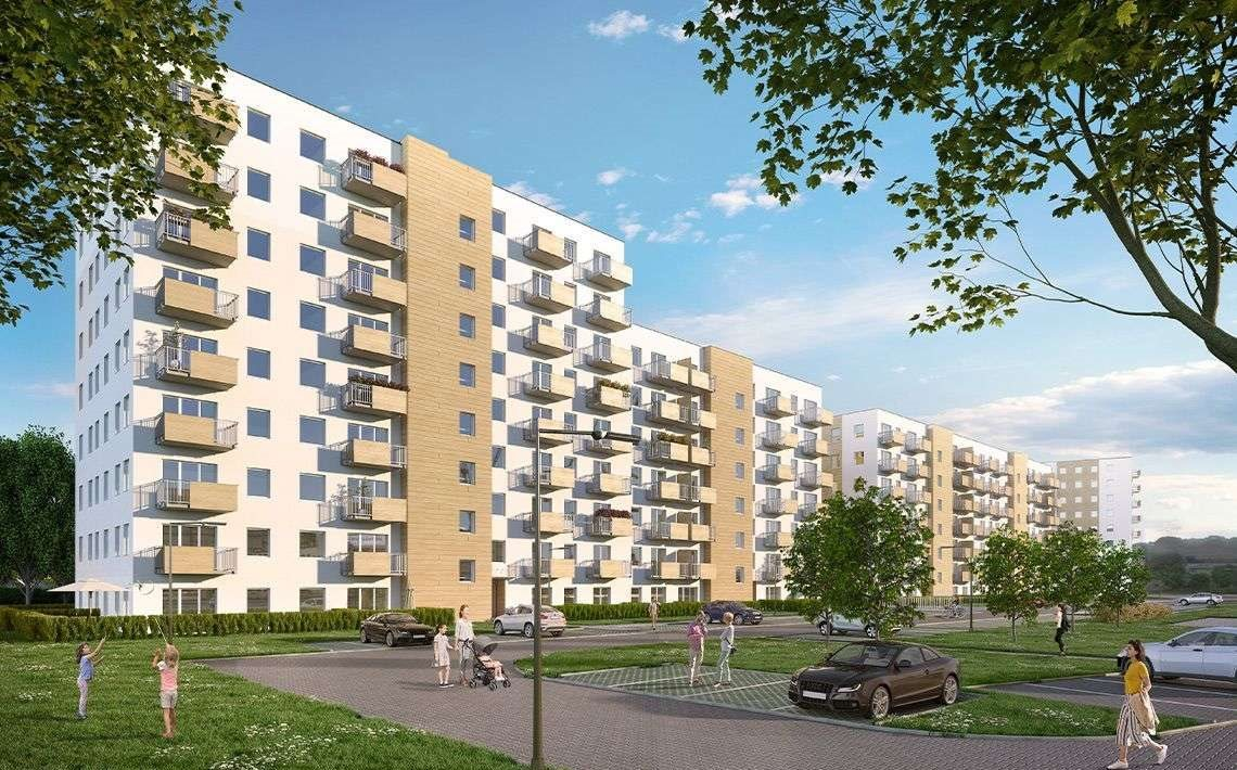 Mieszkanie trzypokojowe na sprzedaż Poznań, żegrze, poznań  51m2 Foto 3