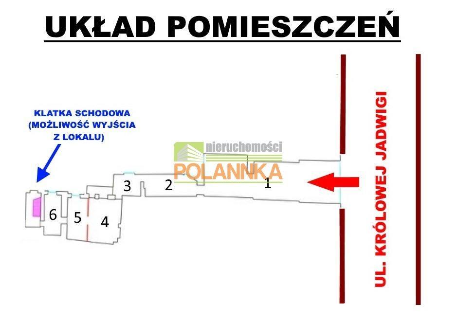 Lokal użytkowy na wynajem Toruń, Stare Miasto  224m2 Foto 8
