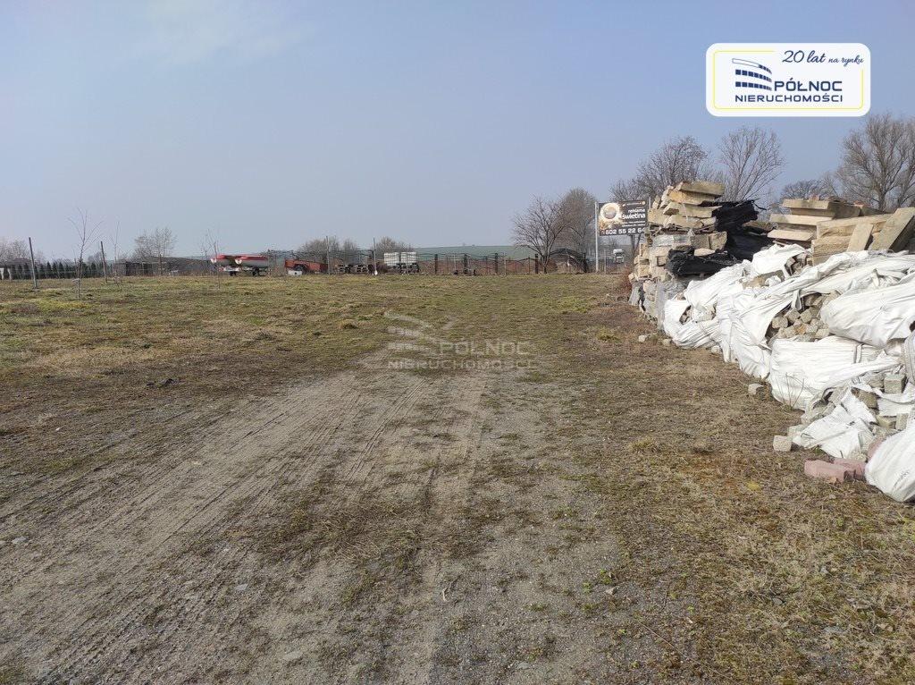 Działka komercyjna na sprzedaż Gniewomirowice  10000m2 Foto 2