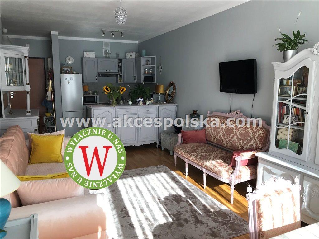 Mieszkanie dwupokojowe na wynajem Warszawa, Wilanów, Miasteczko Wilanów, Sarmacka  50m2 Foto 1