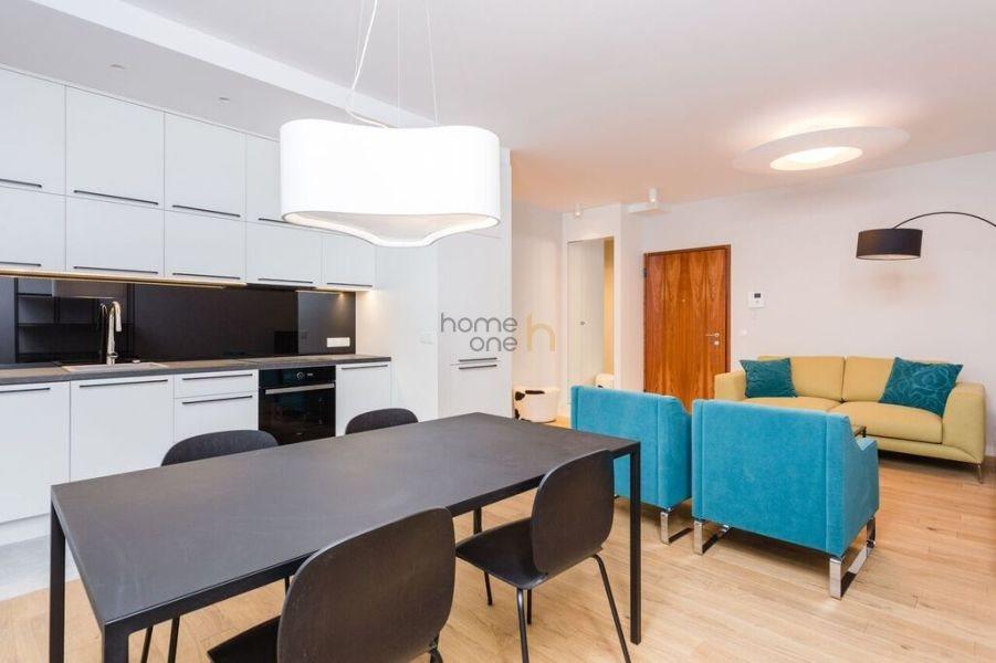 Mieszkanie czteropokojowe  na wynajem Warszawa, Śródmieście, Tamka  94m2 Foto 1