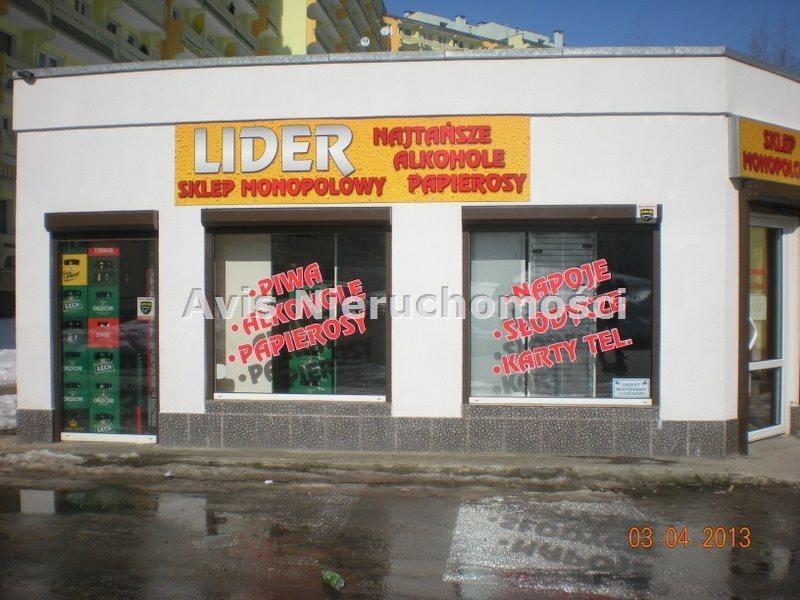 Lokal użytkowy na sprzedaż Świdnica  45m2 Foto 1