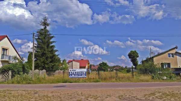 Działka budowlana na sprzedaż Choroń, Choroń, Leśna  3204m2 Foto 1