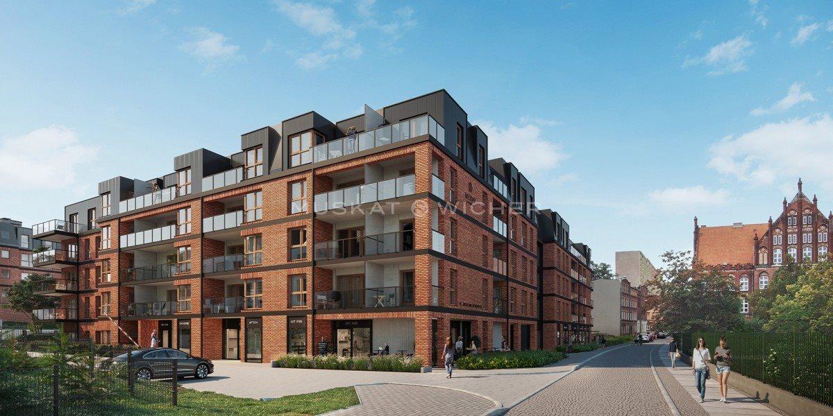 Mieszkanie dwupokojowe na sprzedaż Gdańsk, Siedlce, Jacka Malczewskiego  45m2 Foto 4