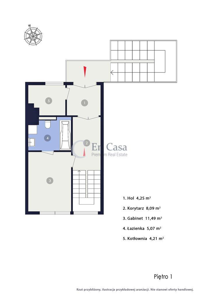 Mieszkanie na sprzedaż Warszawa, Mokotów, Wołodyjowskiego  139m2 Foto 6