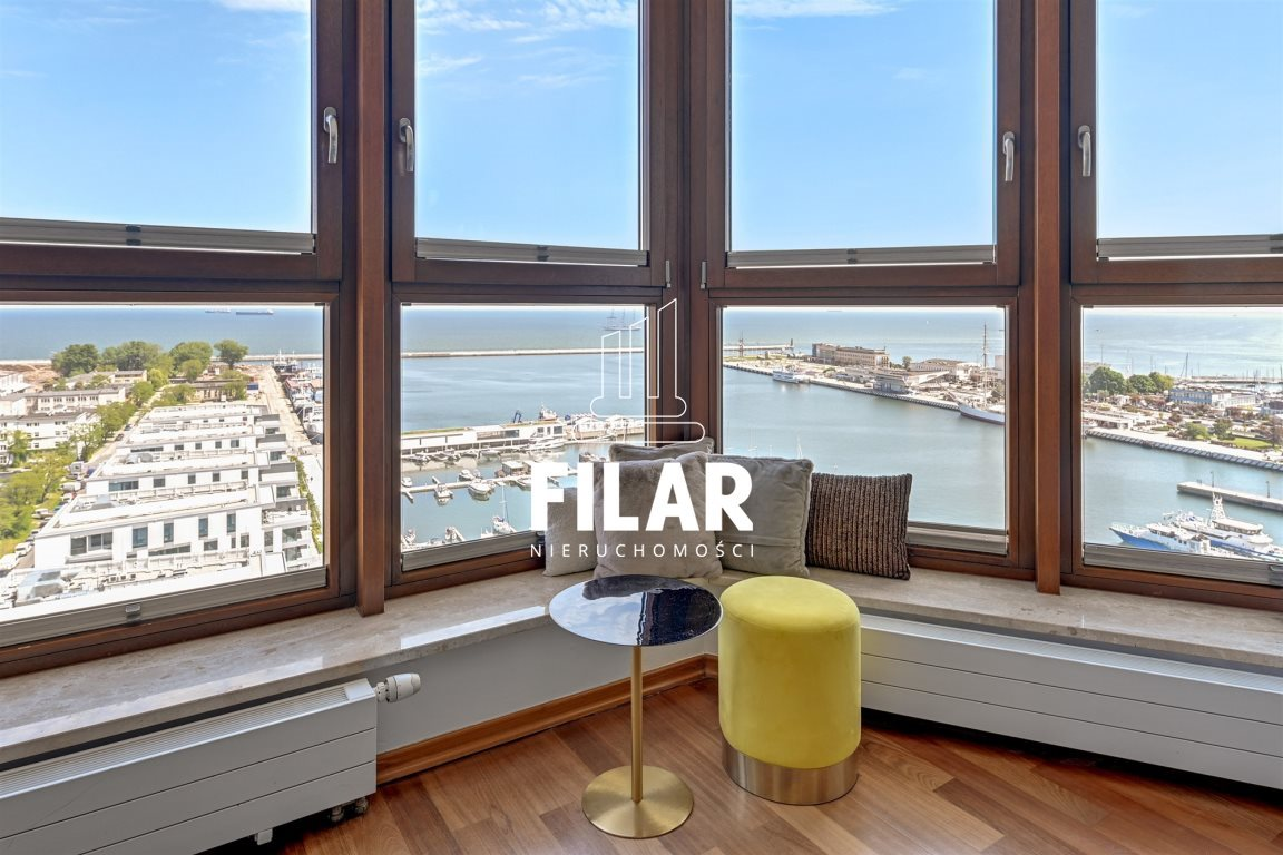 Mieszkanie dwupokojowe na wynajem Gdynia, Śródmieście, Centrum, A. Hryniewickiego  44m2 Foto 6