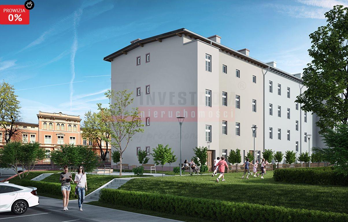 Mieszkanie dwupokojowe na sprzedaż Brzeg  40m2 Foto 4