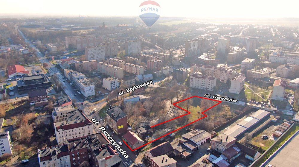 Działka inwestycyjna na sprzedaż Gliwice, Centrum, Pszczyńska  3382m2 Foto 8