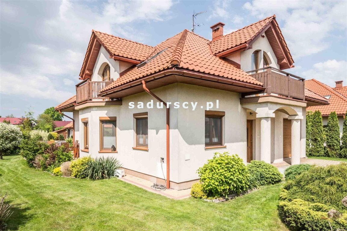 Dom na sprzedaż Śledziejowice, os. Dębowe  198m2 Foto 1