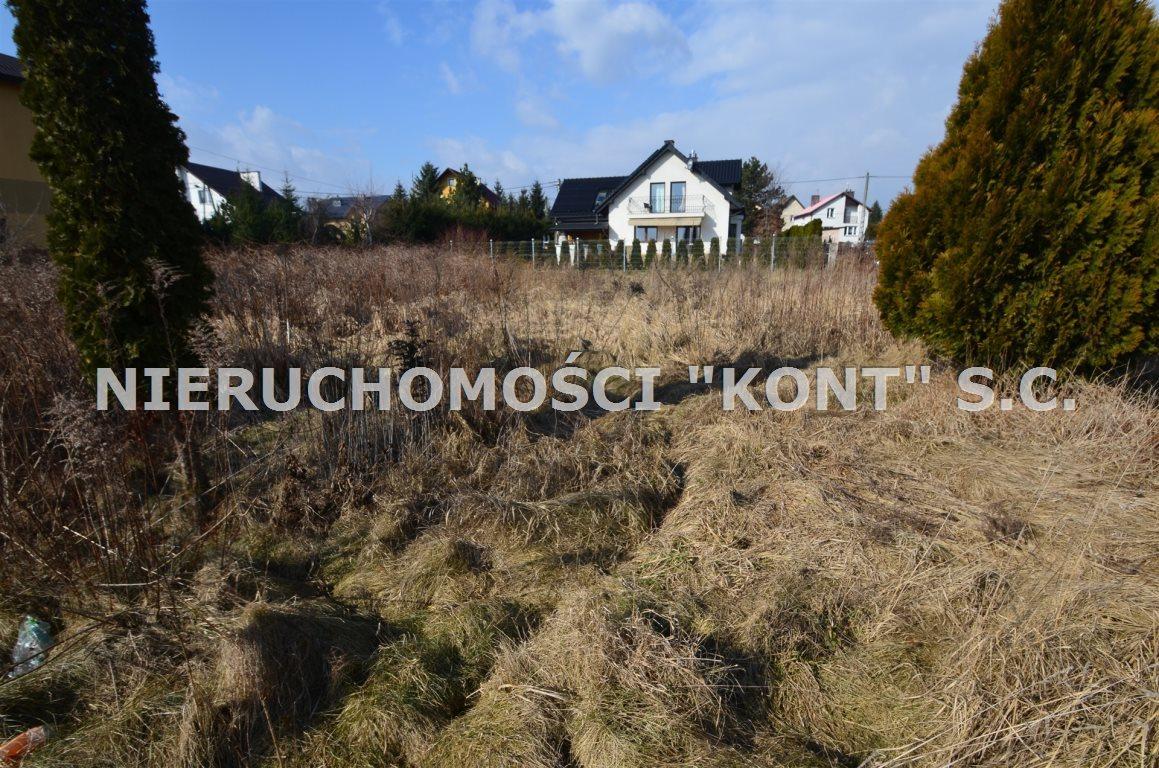 Działka budowlana na sprzedaż Kraków, Wzgórza Krzesławickie, Grębałów  702m2 Foto 1