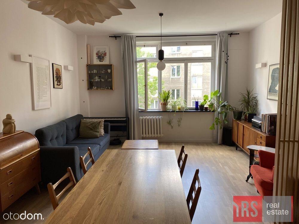 Mieszkanie trzypokojowe na sprzedaż Warszawa, Ochota Filtry, Adama Asnyka  65m2 Foto 4