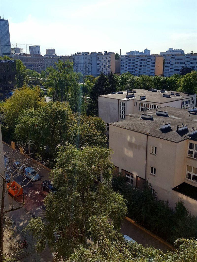 Mieszkanie dwupokojowe na wynajem Warszawa, Śródmieście, Platynowa 6  36m2 Foto 12