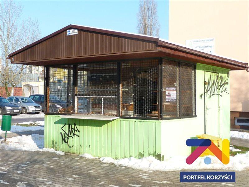 Lokal użytkowy na sprzedaż Zielona Góra, Osiedle Piastowskie  11m2 Foto 1