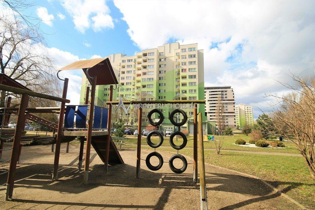 Mieszkanie czteropokojowe  na sprzedaż Wrocław, Lotnicza  72m2 Foto 10